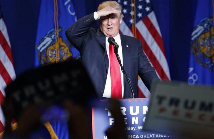 Mỹ, bầu cử, ứng viên, McMullin, tranh cử, Nhà Trắng, Tổng thống