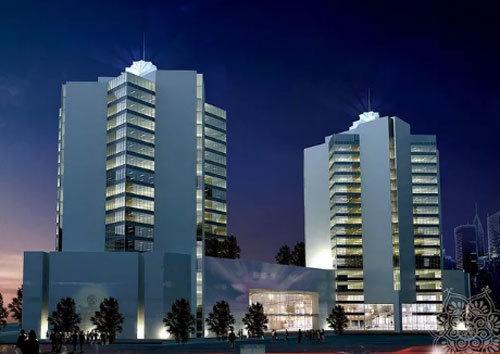 cao ốc nghĩa trang, Dự án Trung tâm thương mại - Dịch vụ Hạ Đình, kinh doanh dịch vụ tâm linh