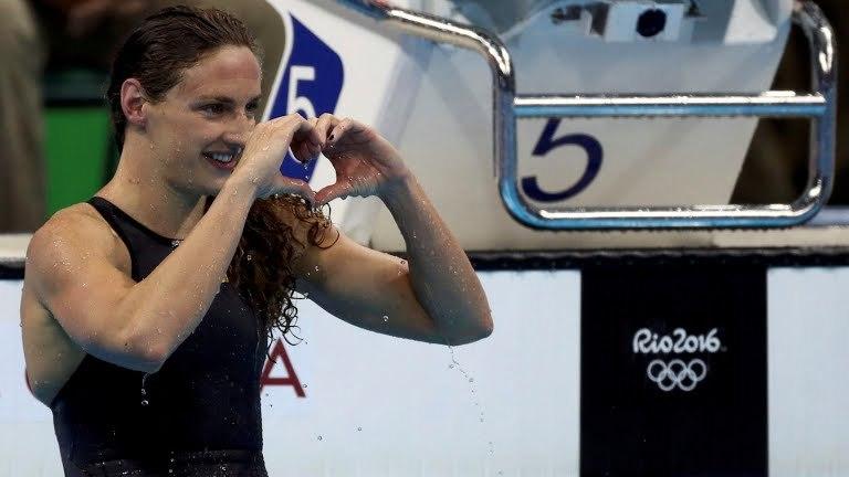'Bà đầm thép' xinh đẹp gây sốt ở Olympic Rio