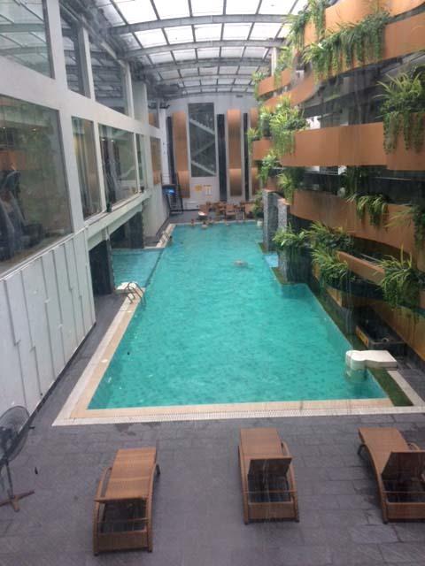 bể bơi chung cư, chung cư cao cấp, The Manor, Sông Hồng Park View, Thăng Long Numberon, Viglacera