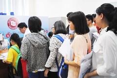 Nhiều trường top số hồ sơ đăng ký xét tuyển đã vượt chỉ tiêu