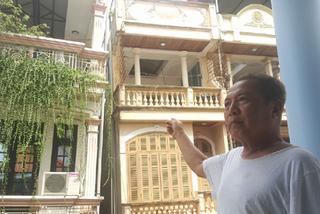 Hà Nội chỉ đạo 'xử' gấp vụ nhà 4 tầng chực sập
