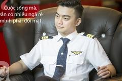 Quãng thời gian đen tối của diễn viên nhí một thời nay là phi công
