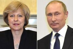 Nước Anh đang xích lại gần với Nga?