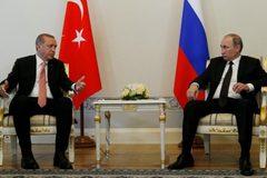 Tổng thống Thổ hết lời tán tụng Putin