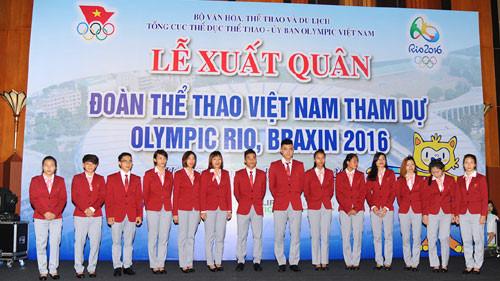 Nguyễn Mạnh Hùng, Olympic 2016,cực đoan