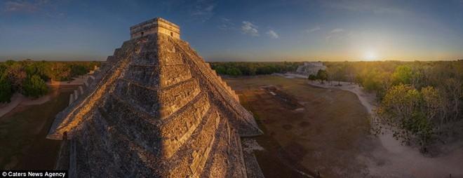 kỳ quan thế giới, kim tự tháp, vạn lý trường thành