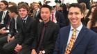 Gặp nam sinh 19 tuổi giành học bổng của Kofi Annan