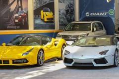 Cặp đôi siêu xe triệu đô được rao bán tại Đà Nẵng