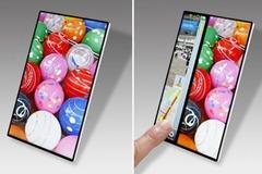 Đột phá mới về màn hình smartphone