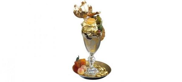 Những món ăn dát vàng của giới nhà giàu