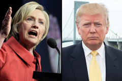 Hillary và Trump khẩu chiến dữ dội