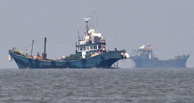 Triều Tiên bán cho TQ quyền đánh cá ở Hoa Đông?