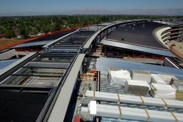 Xem trụ sở hoành tráng số 1 thế giới của Apple