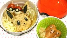 Phát sốt với đồ ăn mô phỏng Pokemon
