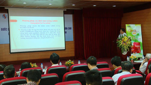Rong nâu Việt Nam- Dự phòng hỗ trợ điều trị ung thư