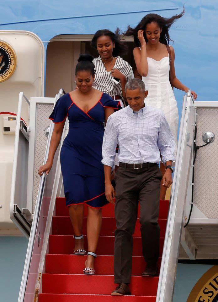 Con gái Obama bị nghi hút cần sa