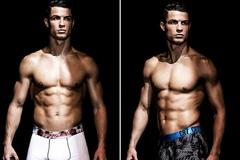 Ronaldo khiêu khích chị em trong mẫu đồ lót mới