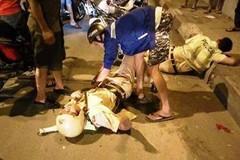 Truy tìm quái xế gây thương tích cho CSGT ở Sài Gòn
