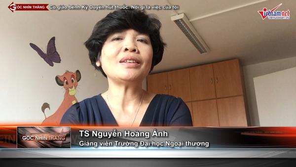Kỳ Duyên, hoa hậu Kỳ Duyên, hoa hậu Kỳ Duyên hút thuốc, hoa hậu Việt Nam