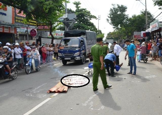 tai nạn giao thông, xe cứu thương, nạn nhân, sài gòn