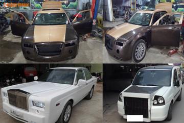 Siêu xe sang Roll-Royce 'made in Việt Nam' giá 300 triệu