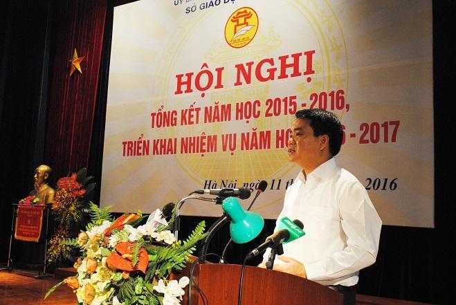 Hà Nội thay mới nhà vệ sinh, trồng 28.000 cây xanh trong trường