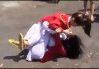 Cảnh sát nổ súng giải tán nữ sinh Sài Gòn đánh nhau