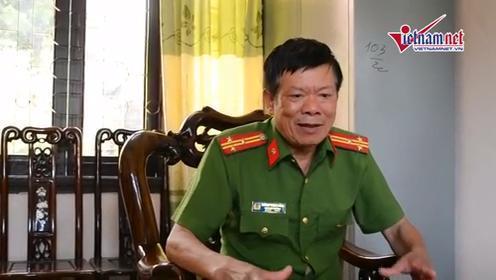 phỏng vấn Thượng tá Đống về phá rừng pơ mu