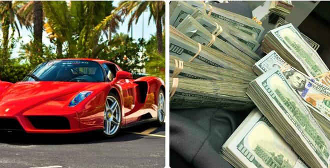 Đại gia cắm siêu xe Ferrari vay 100 triệu: Ngân hàng hớ nặng