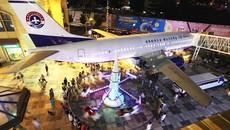 Chi hơn 5 triệu USD mua máy bay làm nhà hàng