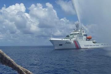 Trung Quốc định vượt 'ranh giới đỏ' trên Biển Đông