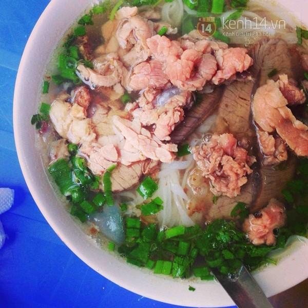phở gánh, du lịch, món ngon, quán ăn đêm, Hà Nội, ẩm thực Hà Nội