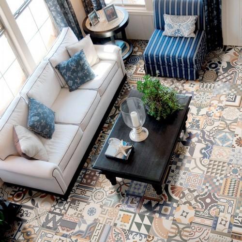 gạch bông, thiết kế nội thất, thiết kế gạch bông, mẫu gạch bông đẹp