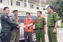 Một lưu học sinh Campuchia ở HN là đối tượng truy nã đặc biệt