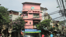 """Những căn nhà """"có một không hai"""" ở Hà Nội"""
