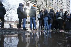 Đức 'ngã ngửa' vì hàng trăm phiến quân IS đội lốt di dân