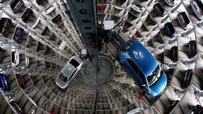 hacker, ôtô, xe Volkswagen