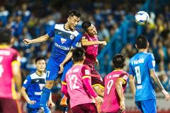 CLB Sài Gòn suýt ôm hận trên sân nhà