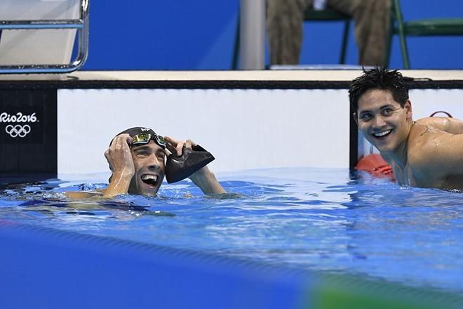 Đánh bại Michael Phelps, kình ngư Đông Nam Á phá kỷ lục Olympic