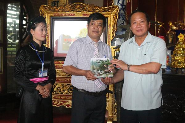 Bộ TT&TT, Bộ trưởng Trương Minh Tuấn,  ATK Định Hóa