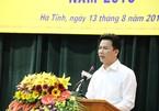 Chủ tịch Hà Tĩnh: Ở đâu hạch sách DN, hãy báo cho tôi