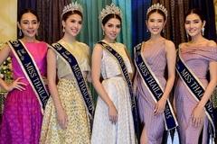 Dàn hoa hậu, Á hậu Thái Lan khoe sắc rực rỡ tại TP.HCM