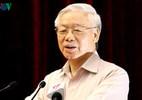 Thông tin tình hình đất nước cho cán bộ cấp cao nghỉ hưu