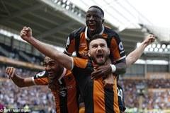 Video bàn thắng Hull City 2-1 Leicester