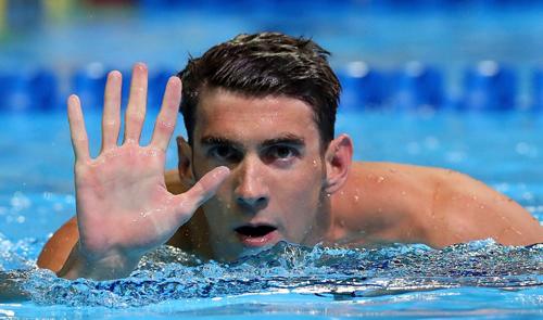 Thua VĐV Đông Nam Á, Michael Phelps tuyên bố giải nghệ
