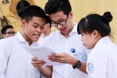 Điểm chuẩn các trường thành viên của ĐH Thái Nguyên