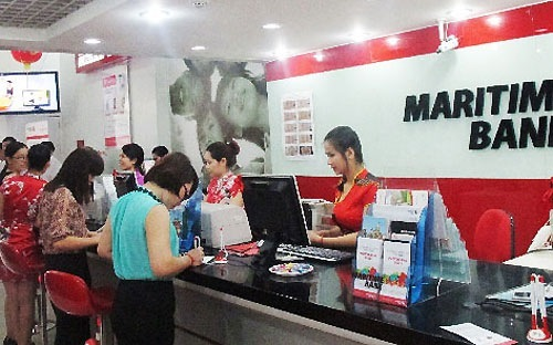 Khuyến cáo khách hàng gửi tiền tại Maritime Bank