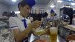 Cảm ơn lãnh đạo đất nước vì được phép uống bia