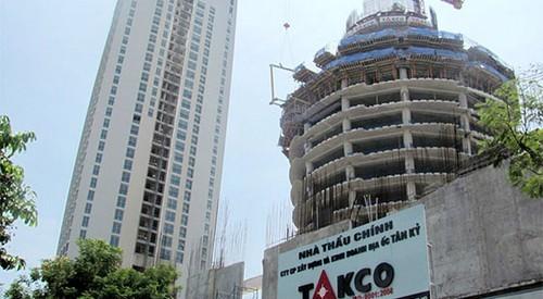 trung tâm hành chính Đà Nẵng, tòa nhà thị chính Đà Nẵng, Đà Nẵng tính bỏ trung tâm hành chính